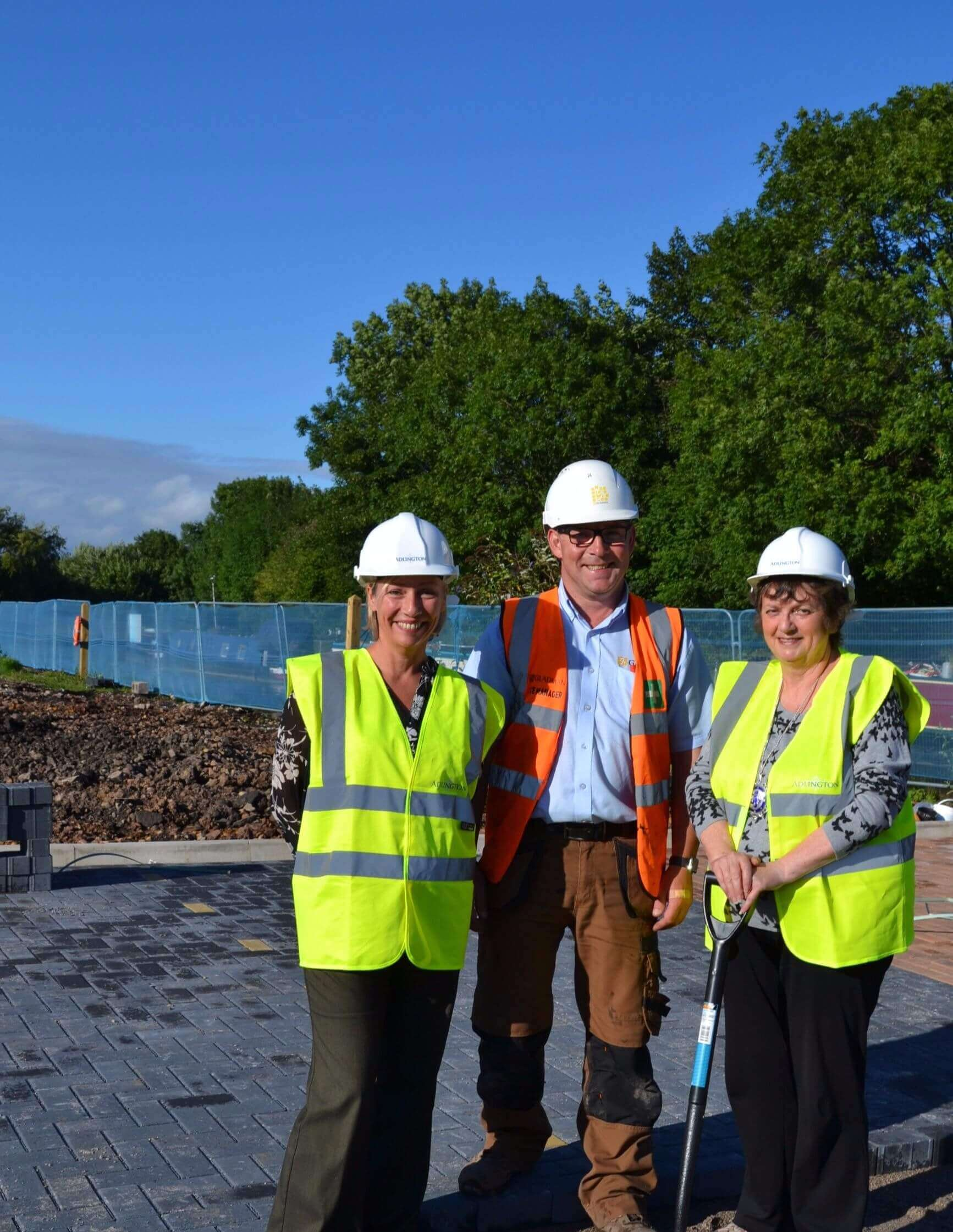 Work Starts at Macclesfield Reitrement Apartments