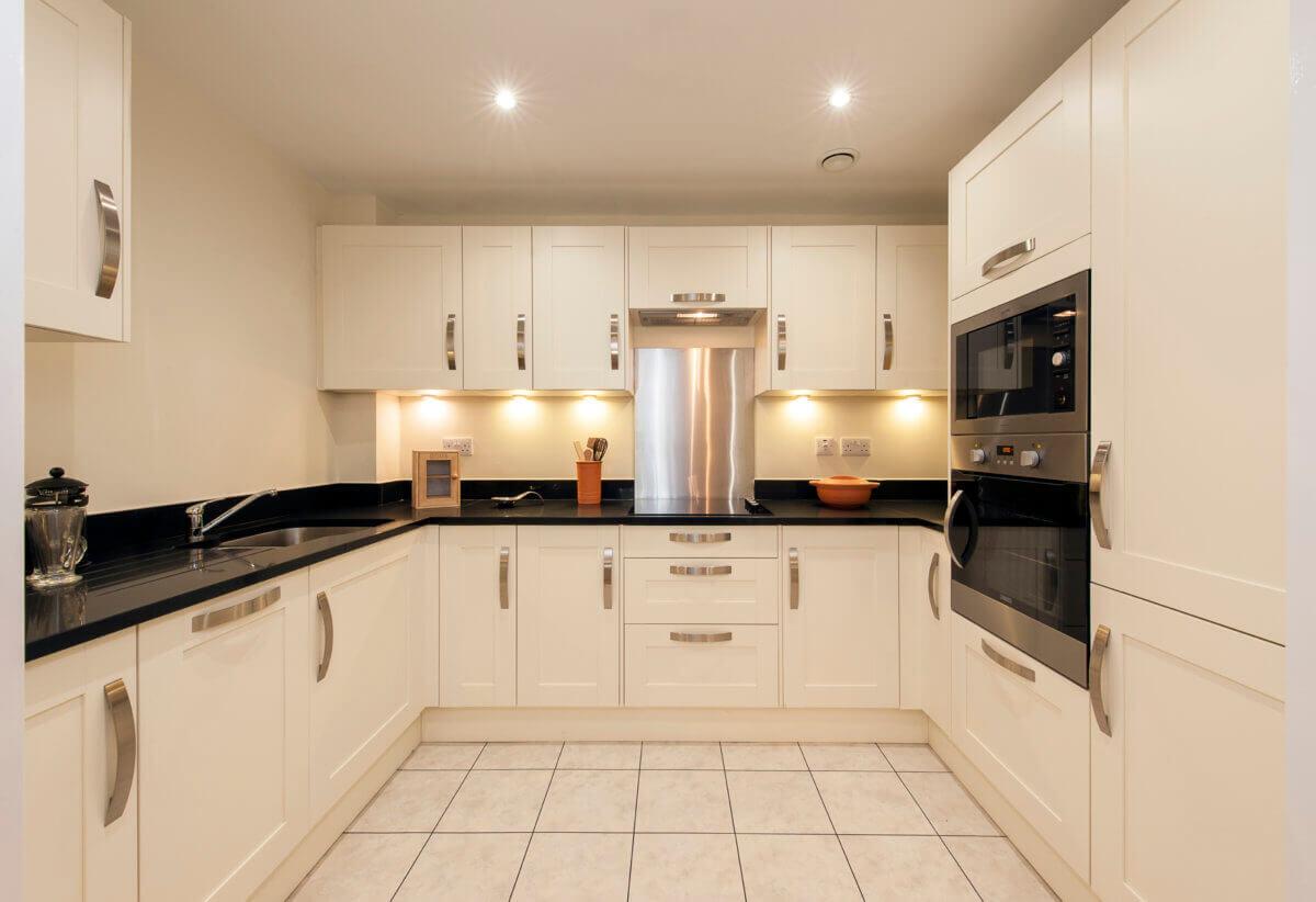 Stylish Granite Kitchen