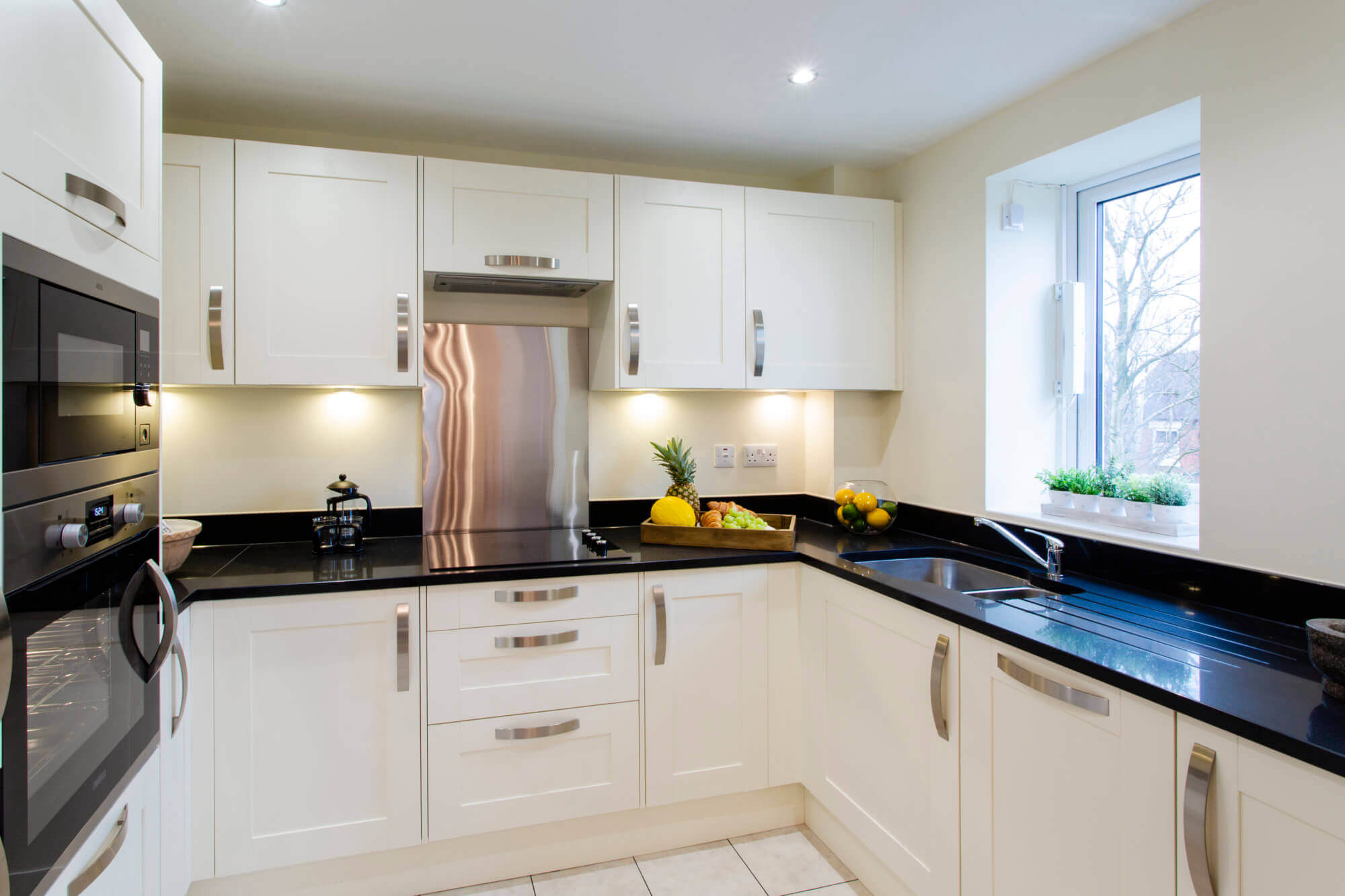 Modern Kitchen Brooklands House