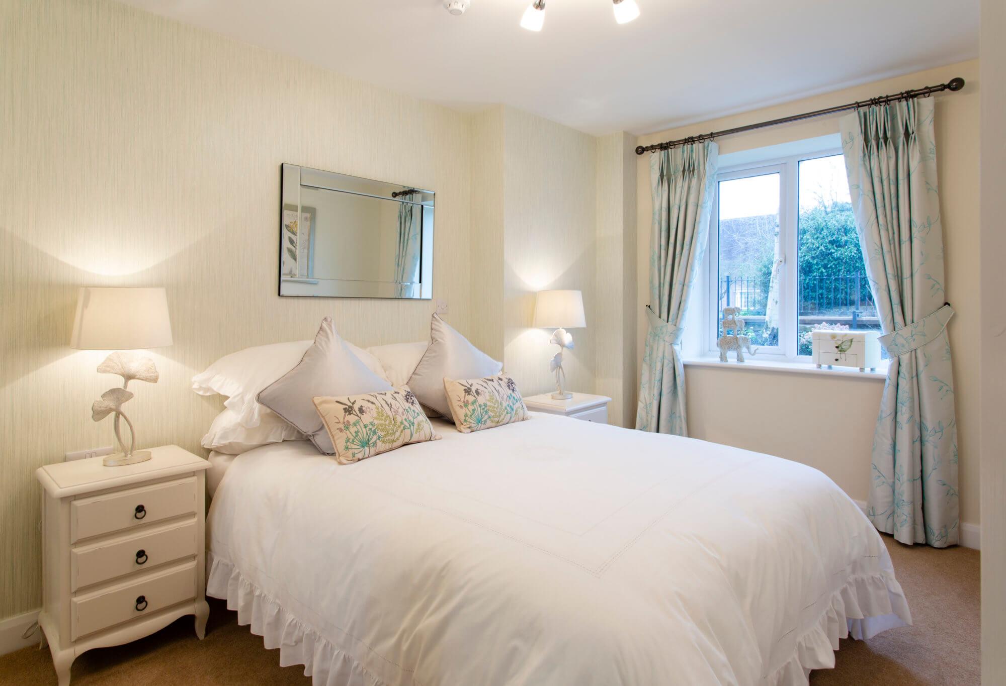 One Bedroom Retirement Apartment