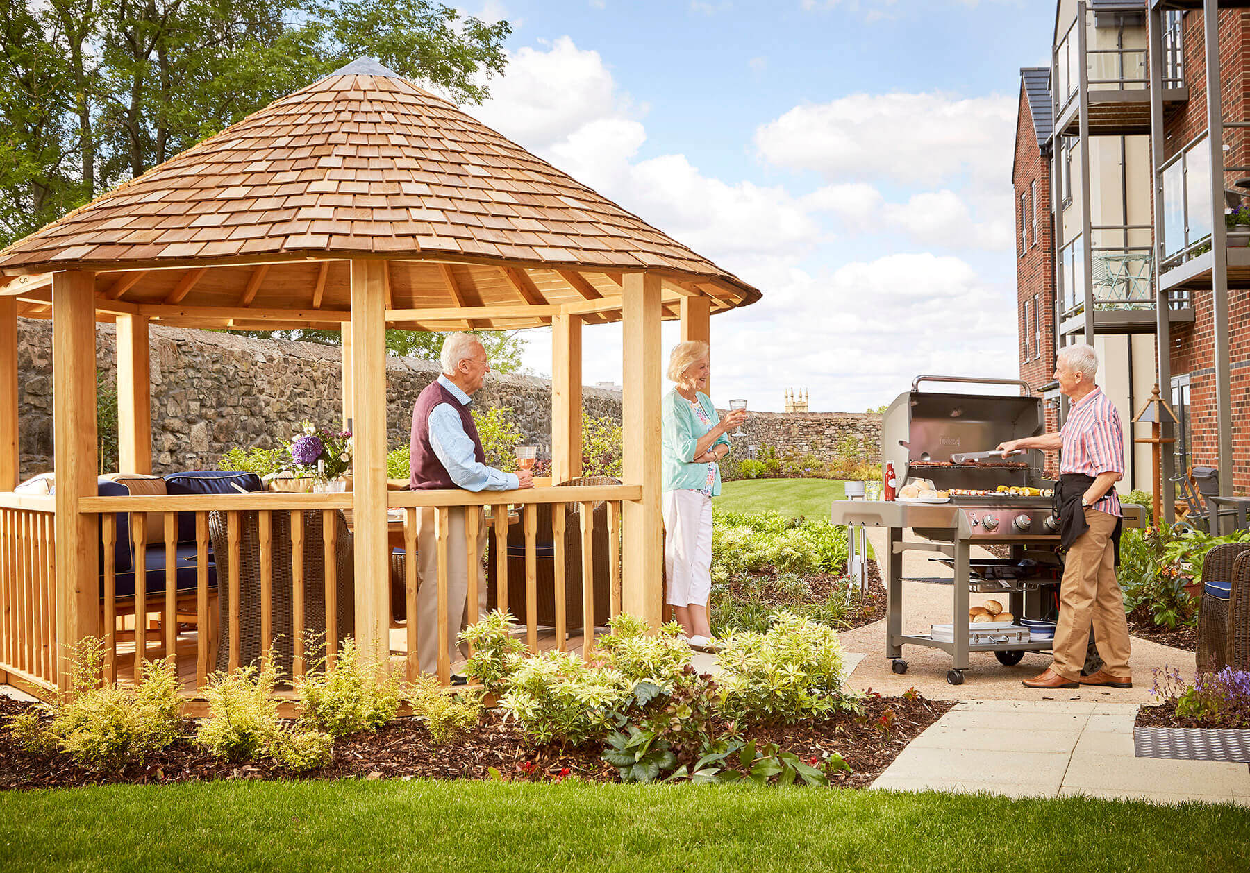 Awesome Retirement Apartments For Sale At The Bridges Macclesfield Download Free Architecture Designs Scobabritishbridgeorg