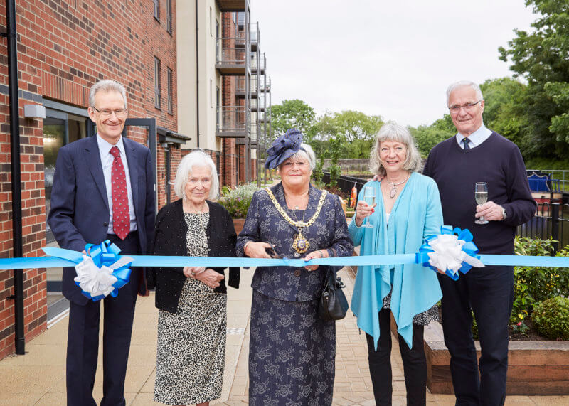 Macclesfield Mayor Opening