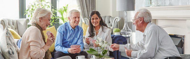 Retirement apartments for sale