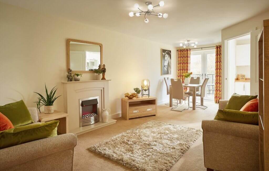 Macclesfield retirement apartments