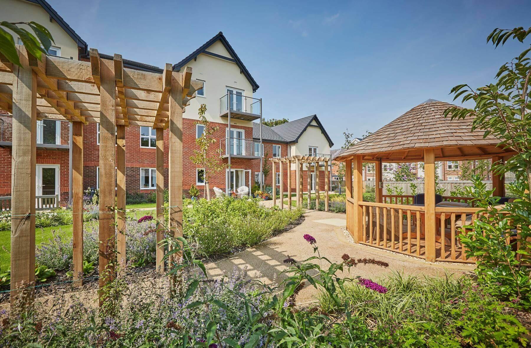 Southport retirement flats community apartments