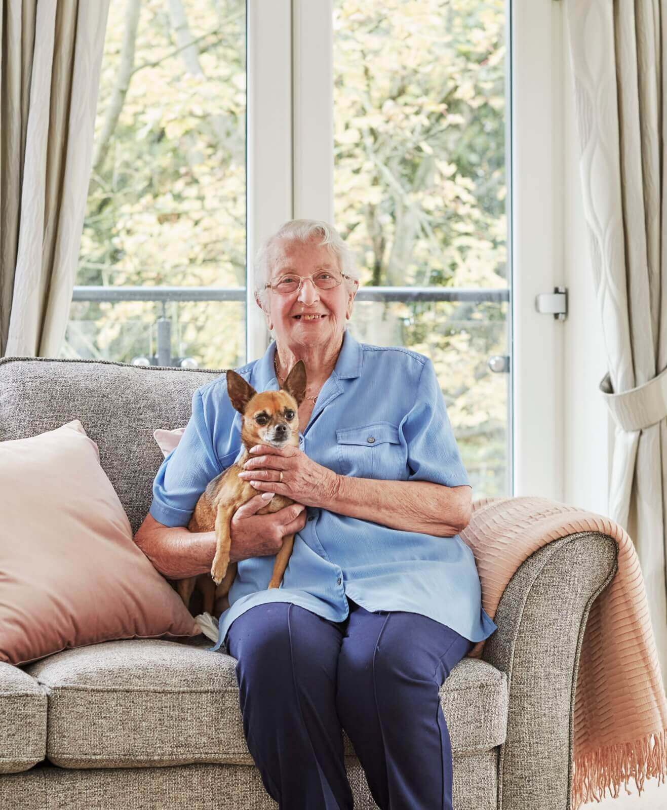 Pet friendly retirement community UK