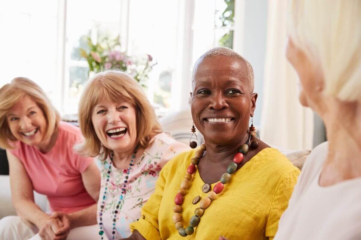 Retirement community UK