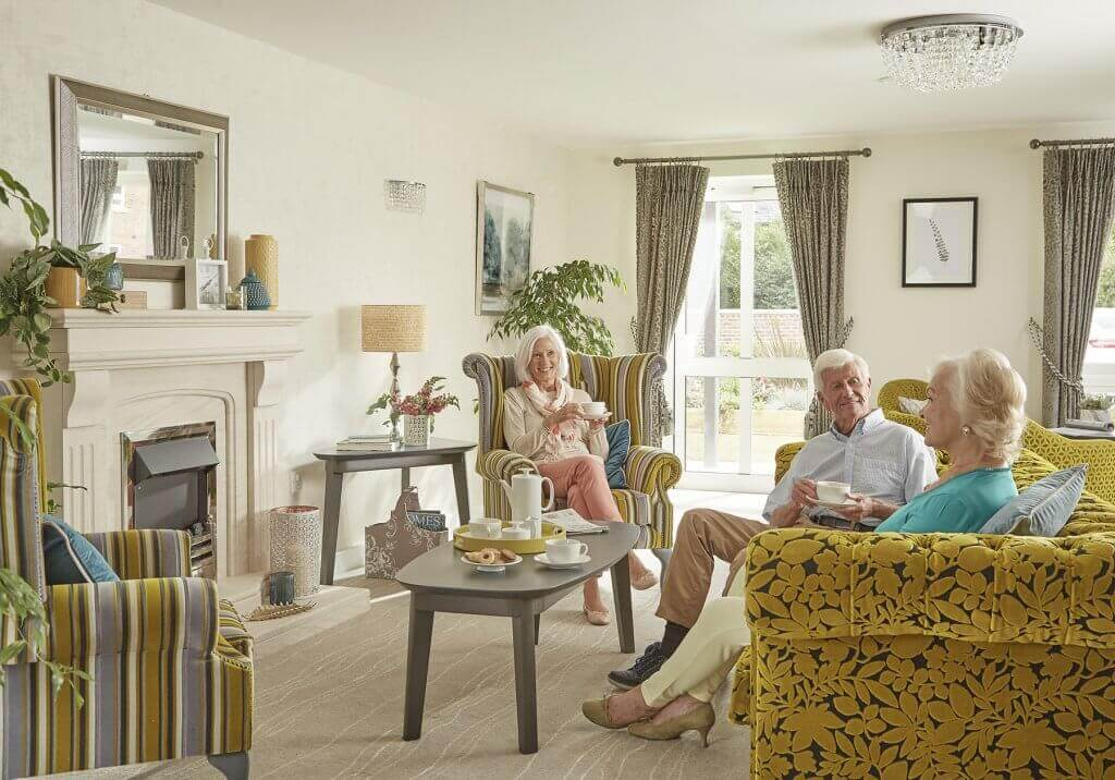 Community retirement living UK