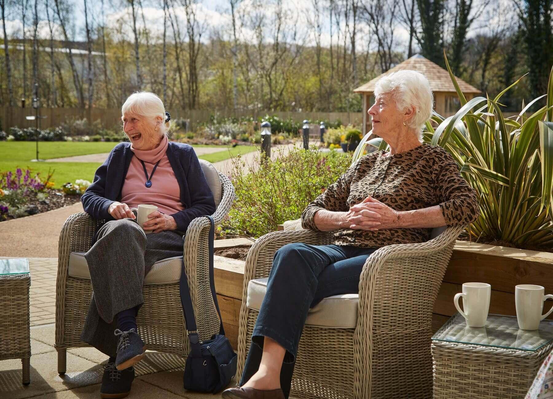 Sheffield resident retirement home