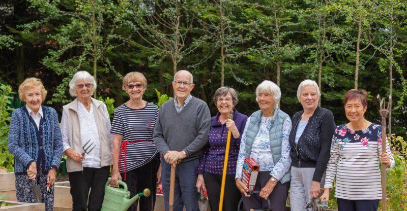Ramsbottom gardening club